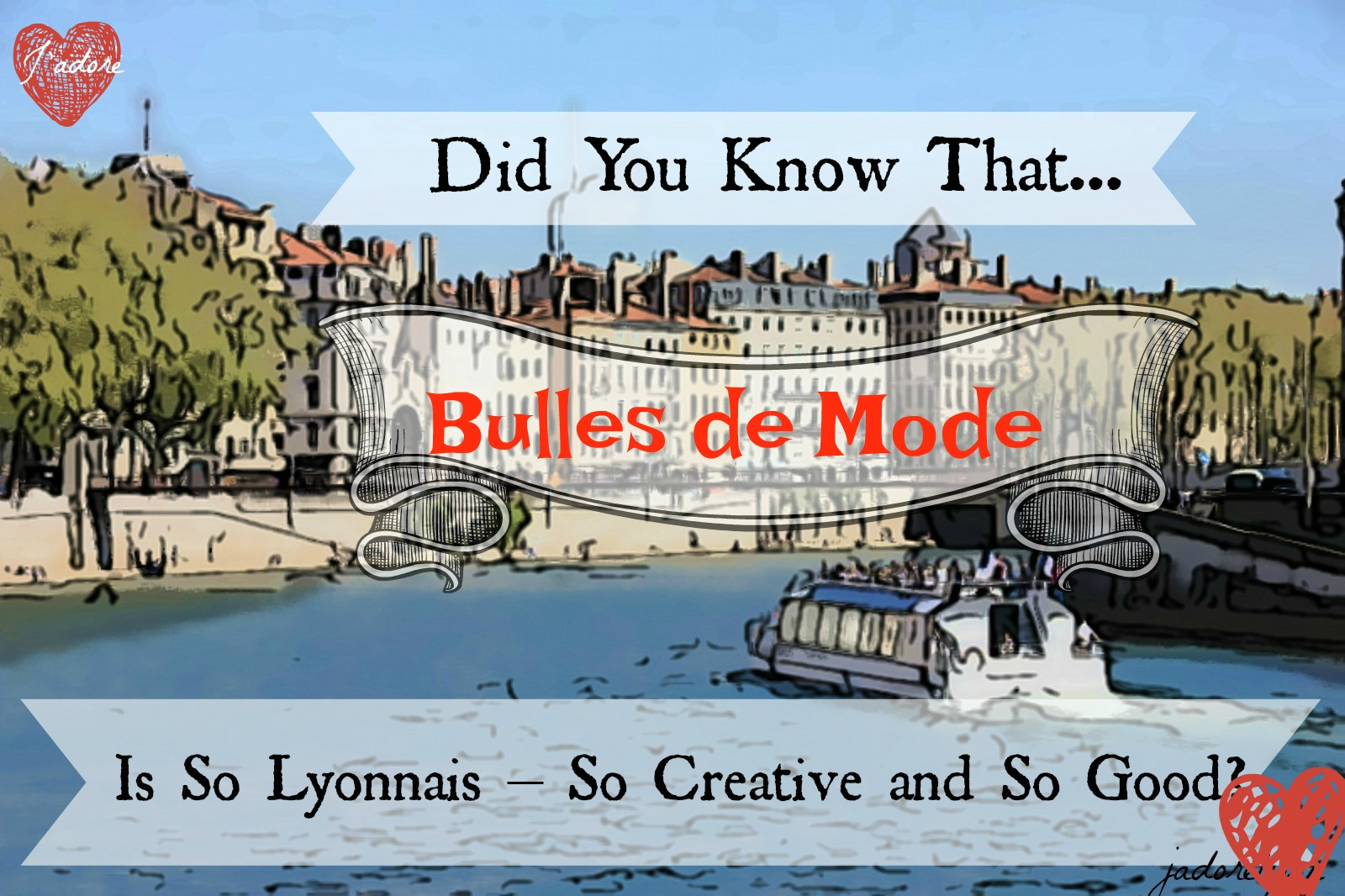 Did you know Bulles de Mode