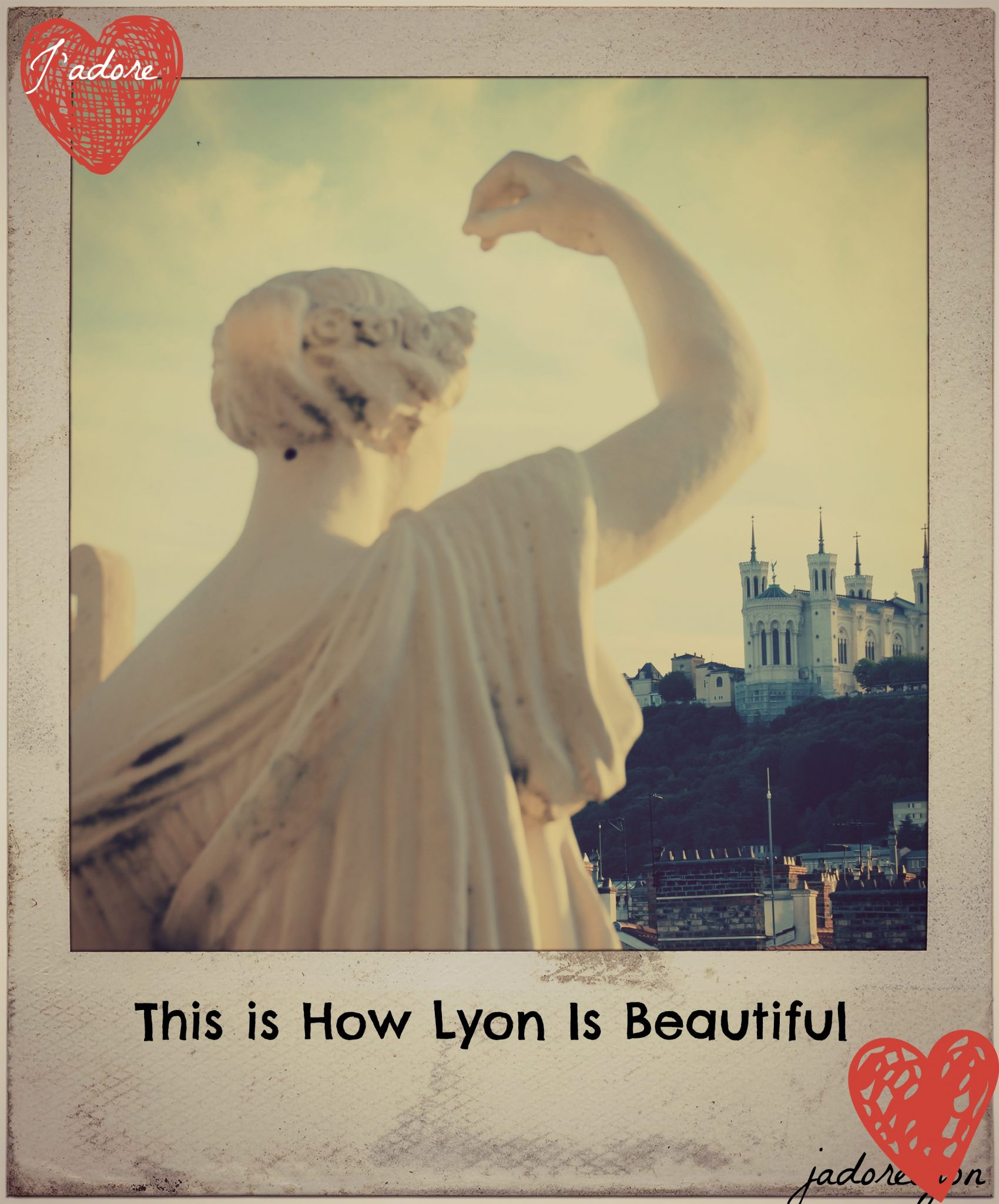 This is how Lyon is beautiful