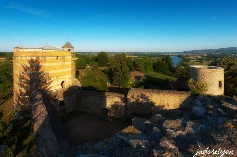 Trévoux Château