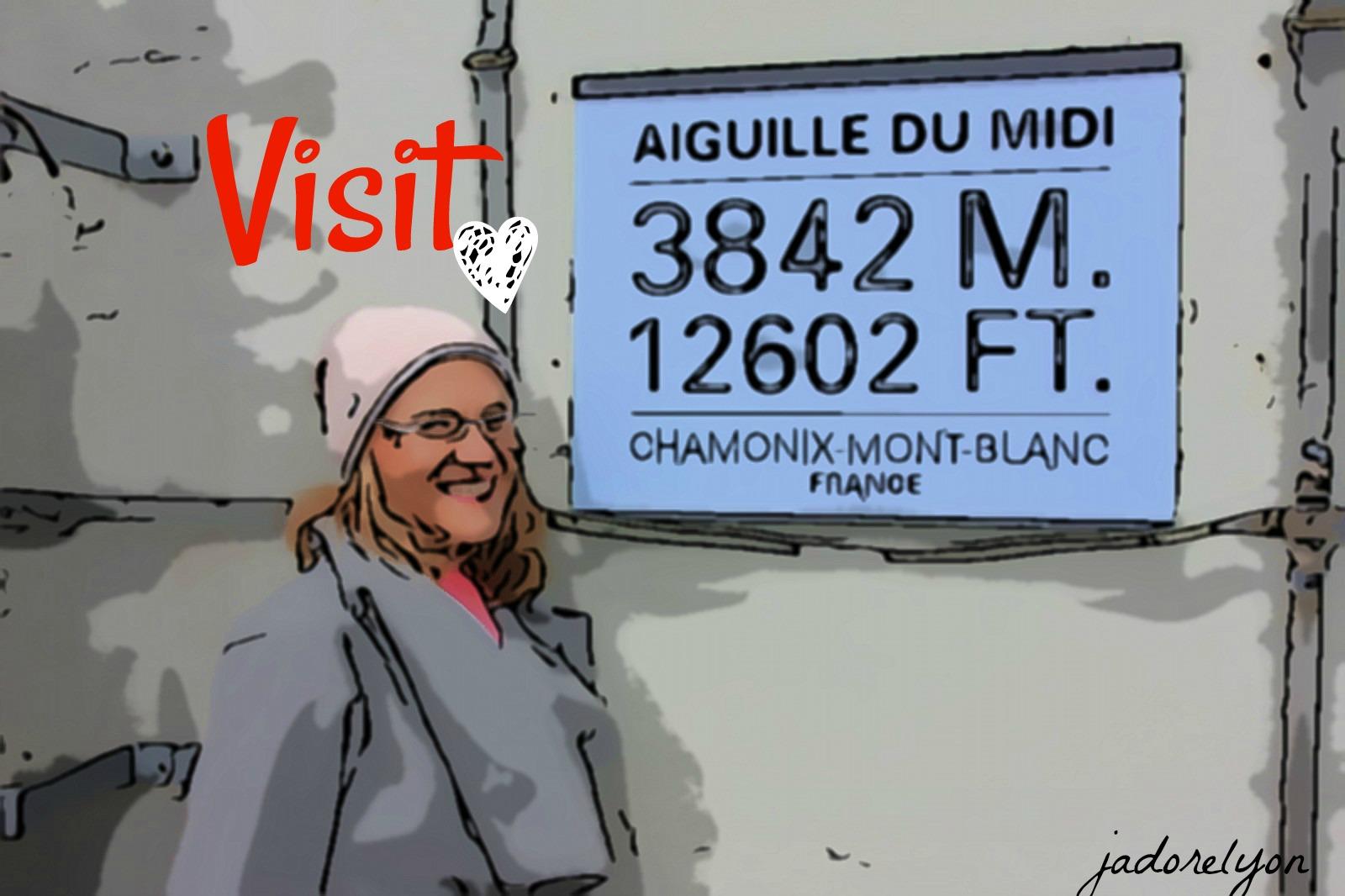 Visit L'Aiguille du Midi
