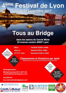 Festival de bridge de Lyon