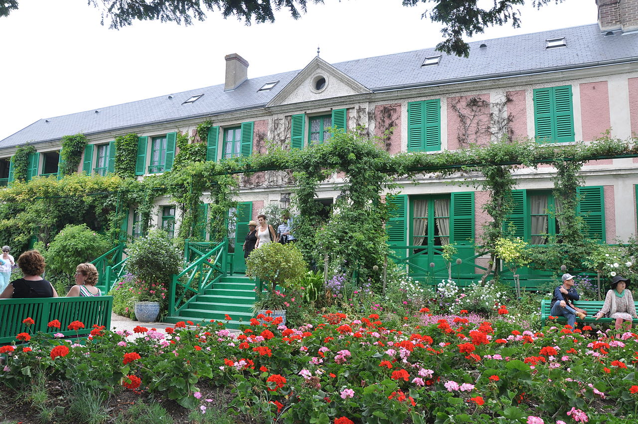 Monet House