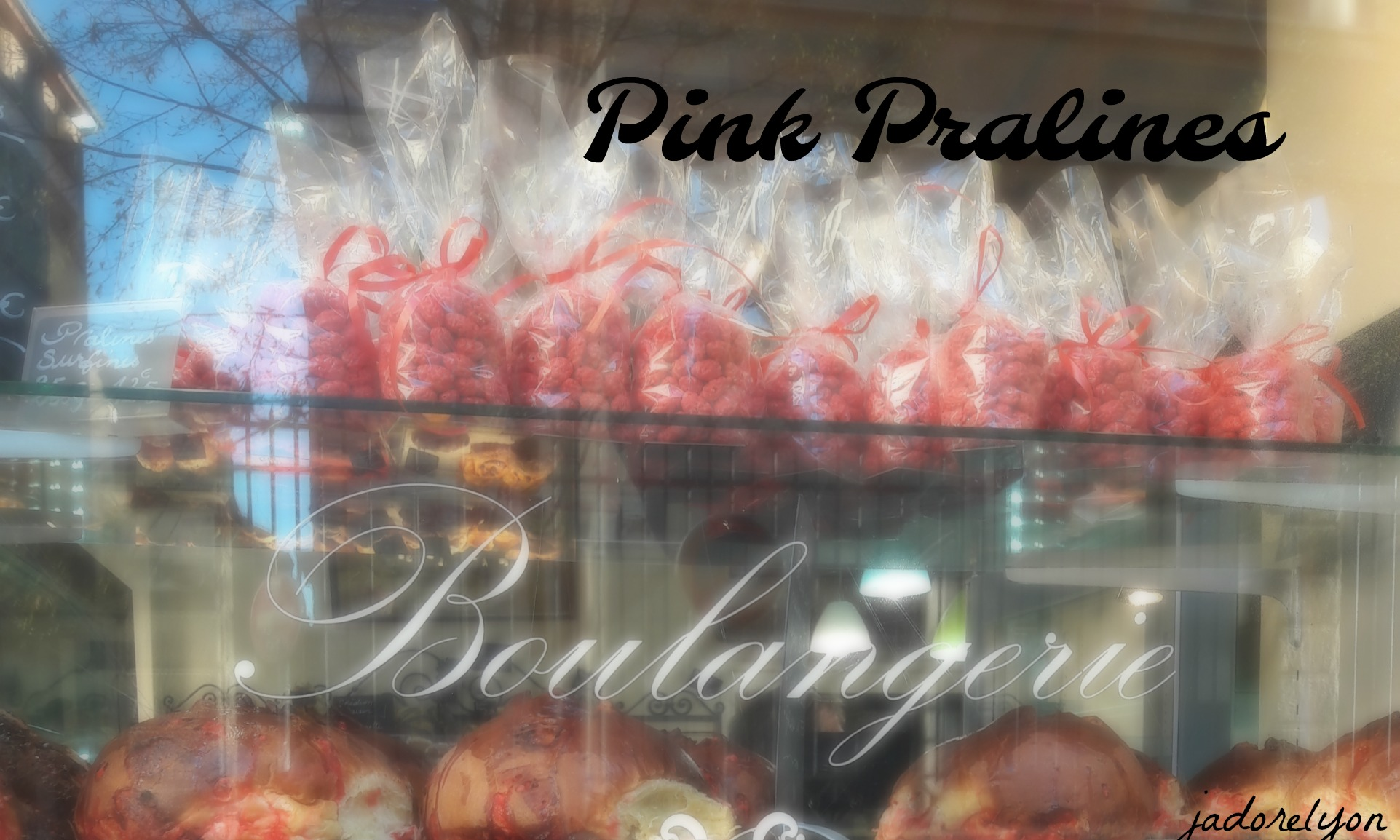 Pink Pralines