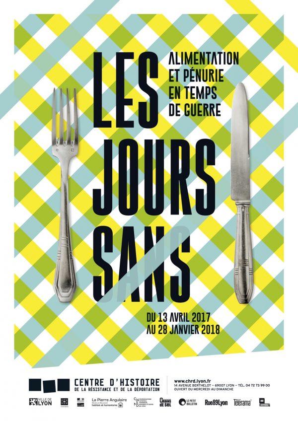 """Exposition """"Les Jours Sans""""."""