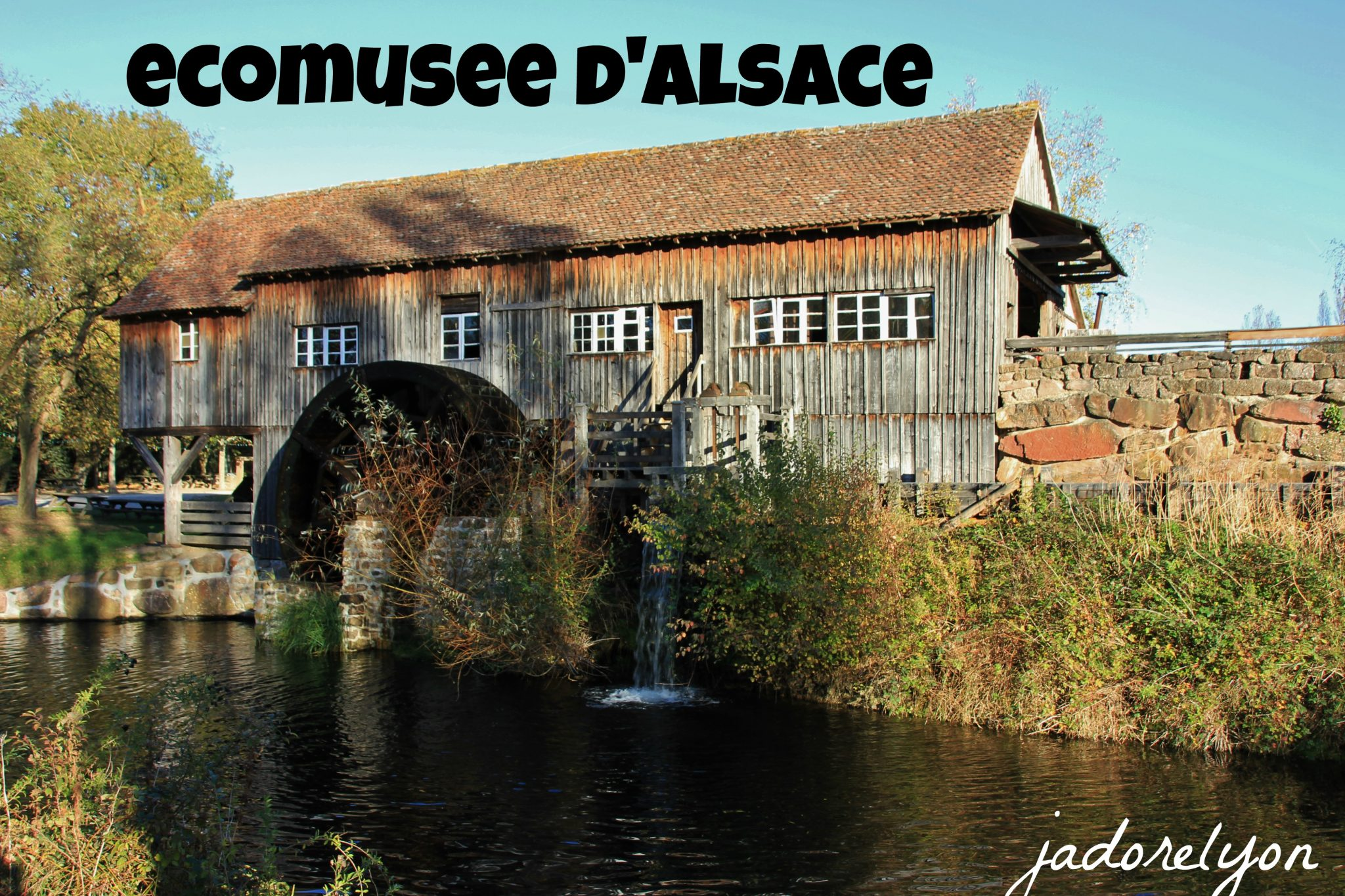 Ecomusee d'alsace in Ungersheim