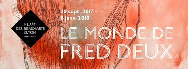 Exhibition of Fred Deux