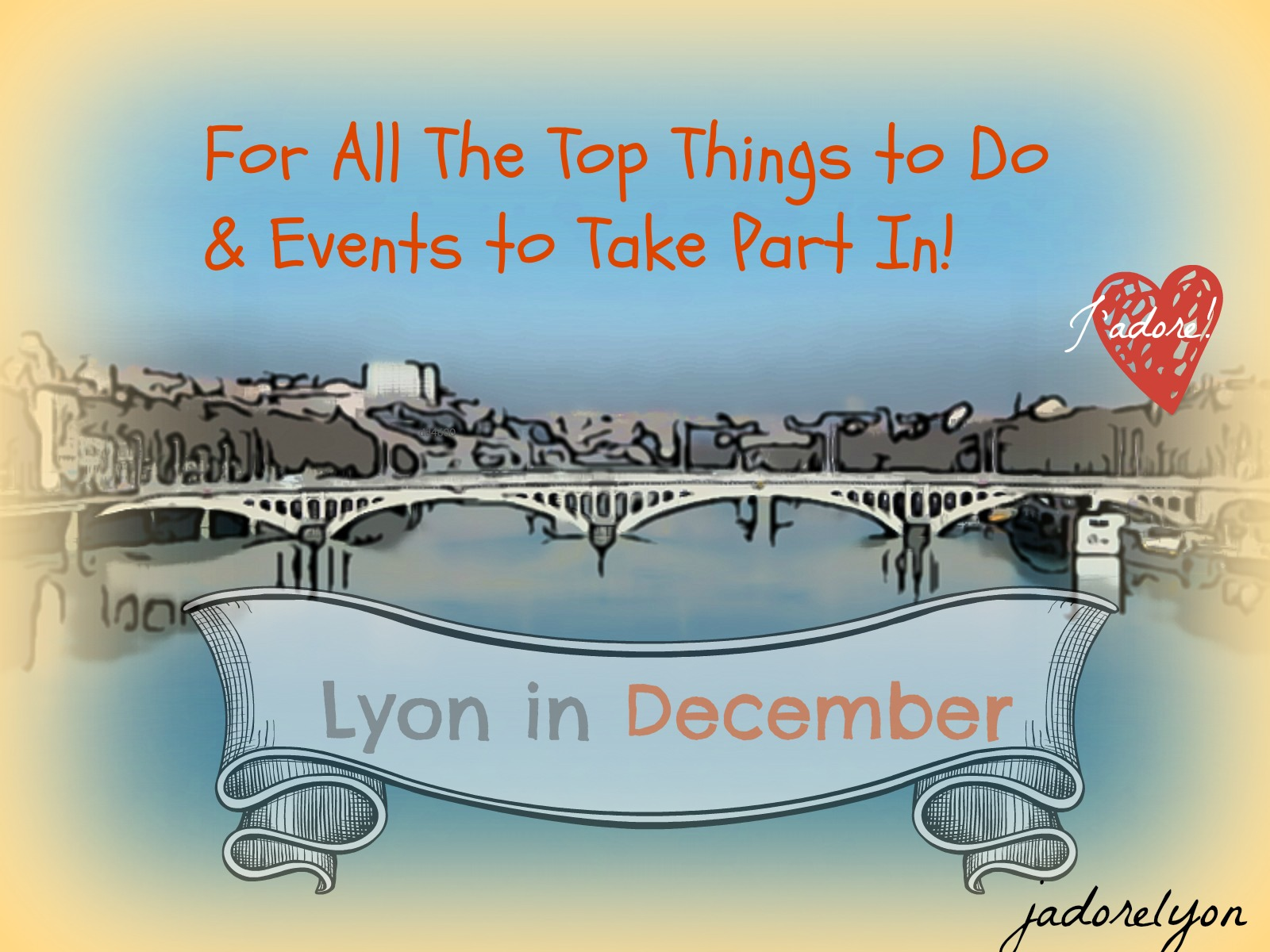 Lyon in December