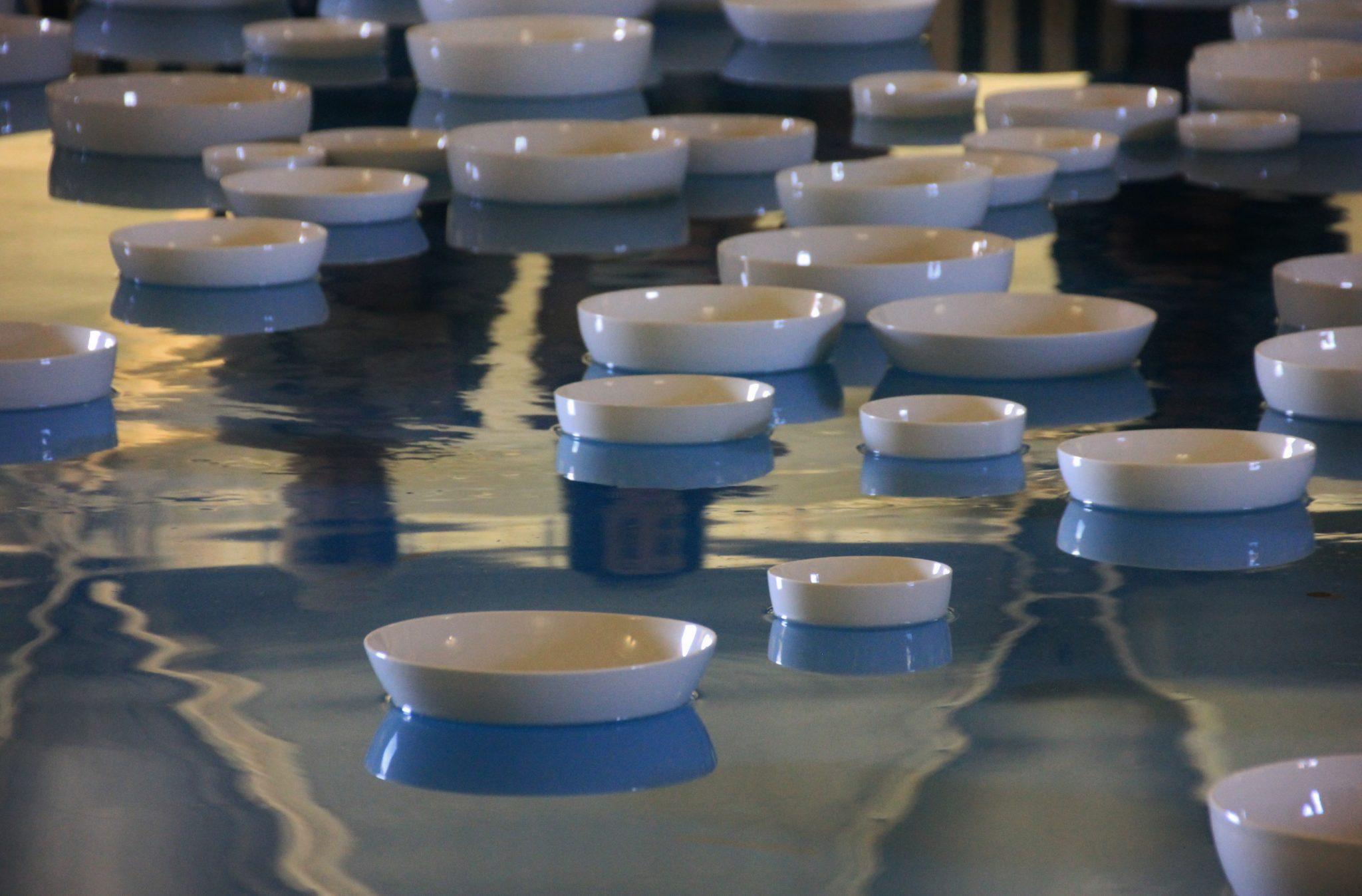 14e Biennale d'art contemporain de Lyon Mondes Flottants