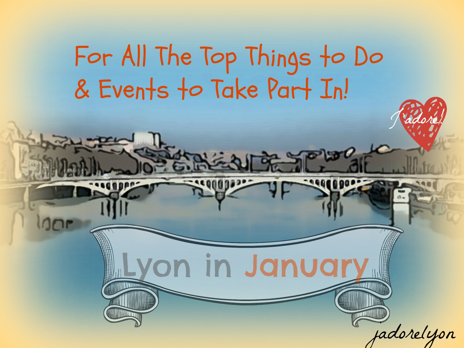 Lyon in January