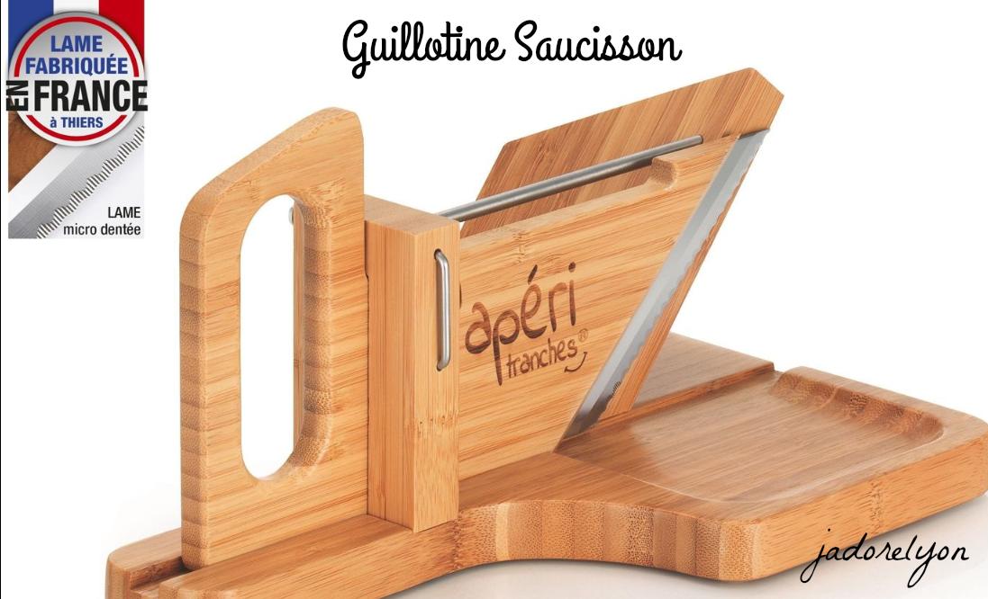 Guillotine Saucisson