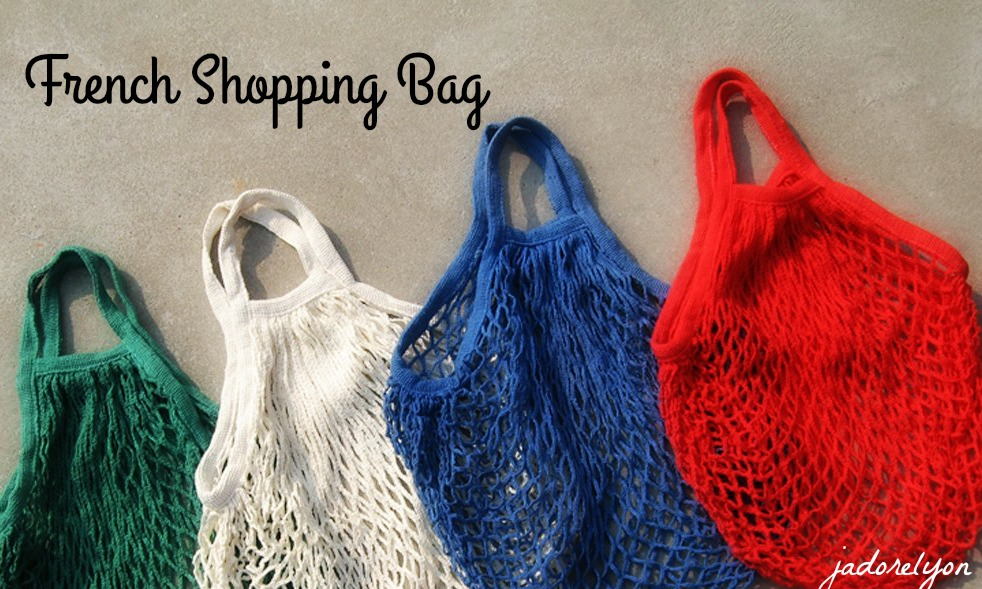 Mesh French Bags