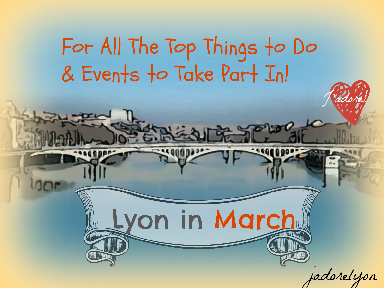 Lyon in March