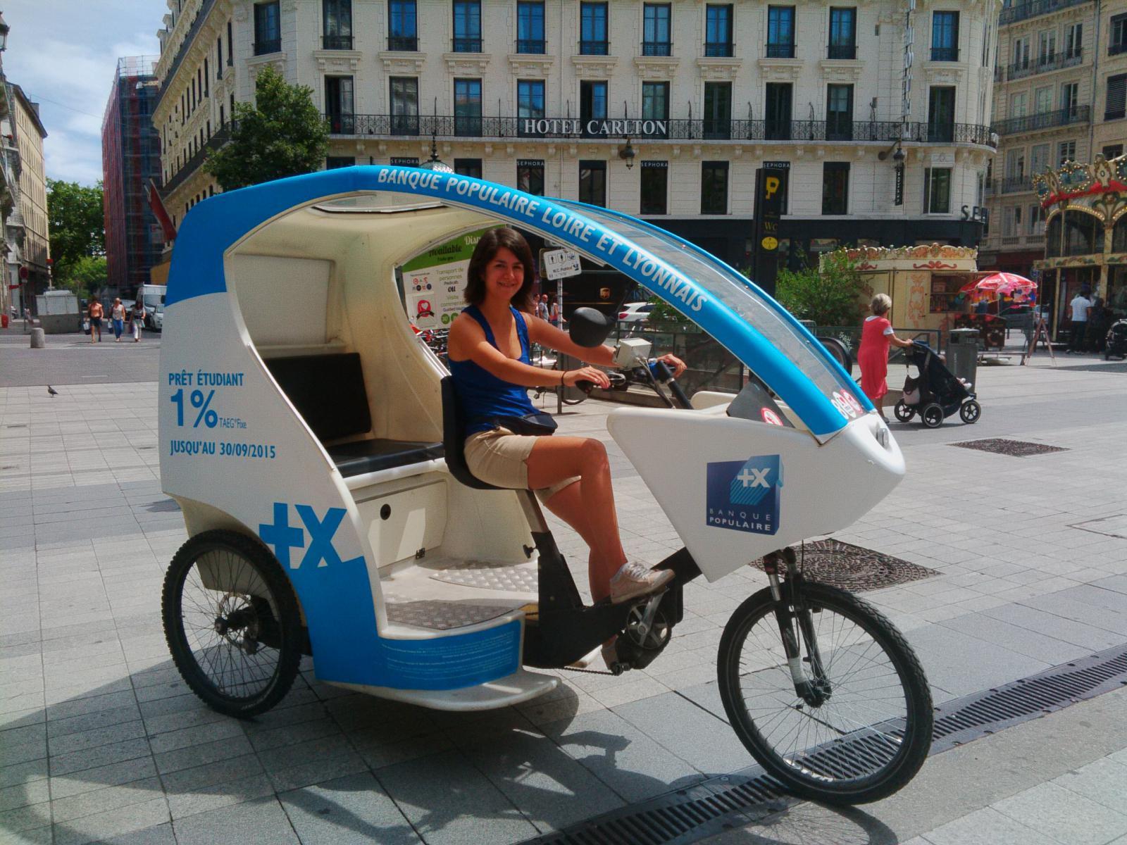 Cyclopolita in Lyon
