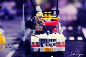 Lego Expo in the MiniWorld - Apparently some Ghostbusters