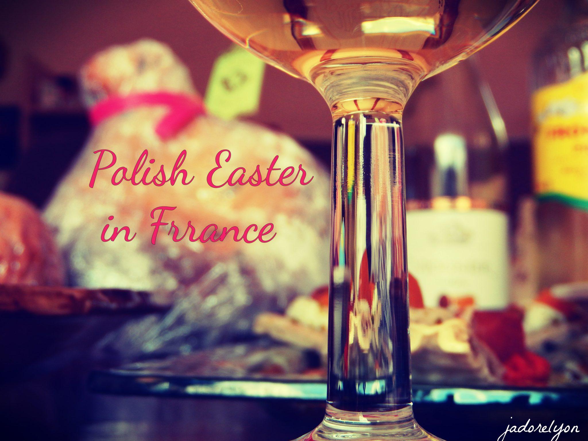 Polish Easter in Lyon, in France