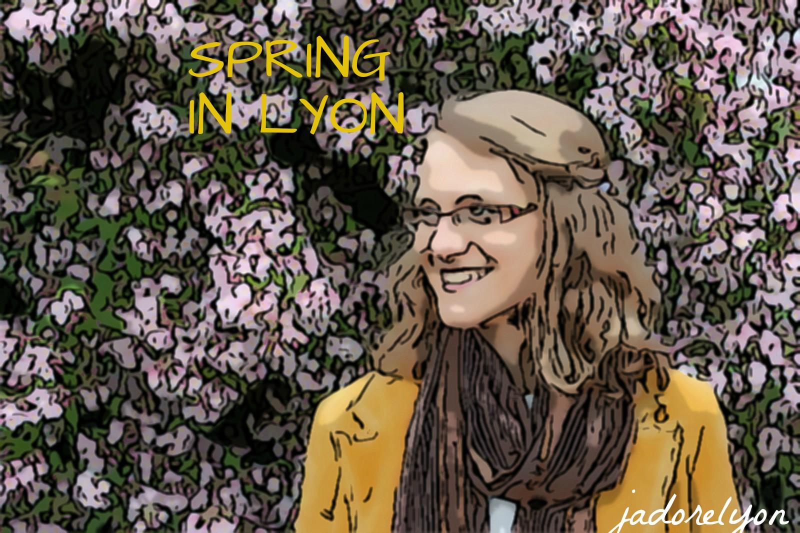 SPRING IN LYON