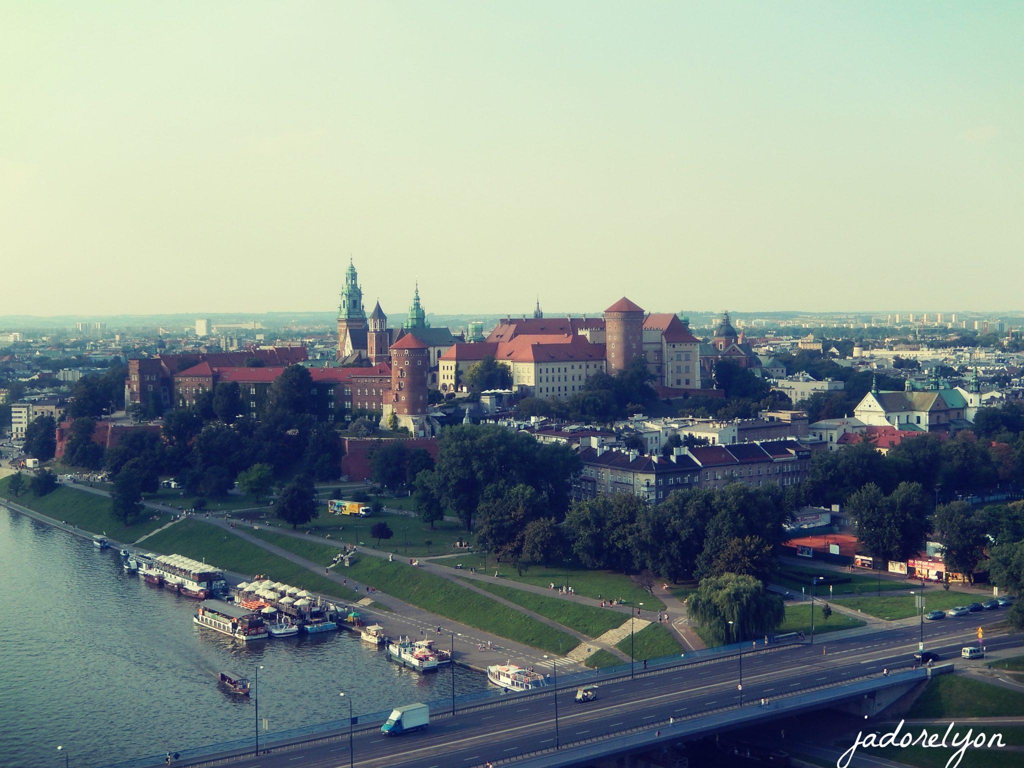 Krakow - the previous capital of Poland