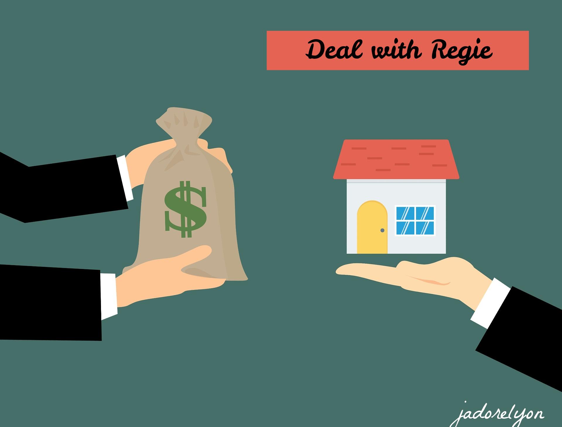 Deal with Regie