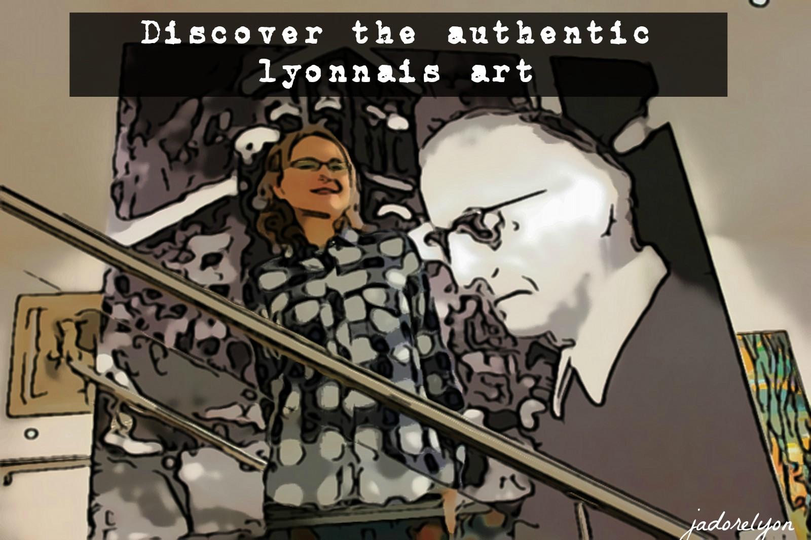 Discover the lyonnais art