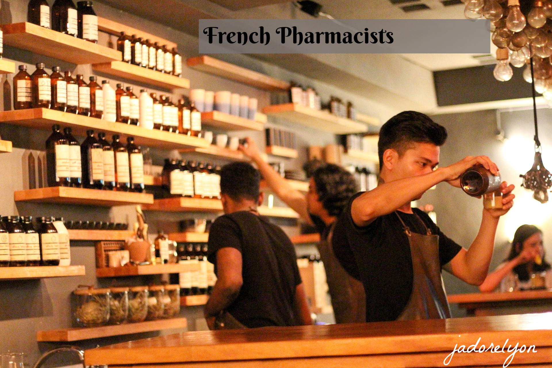 French Pharmacists
