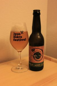 Lyon Biere Festival - free glass and not a free beer