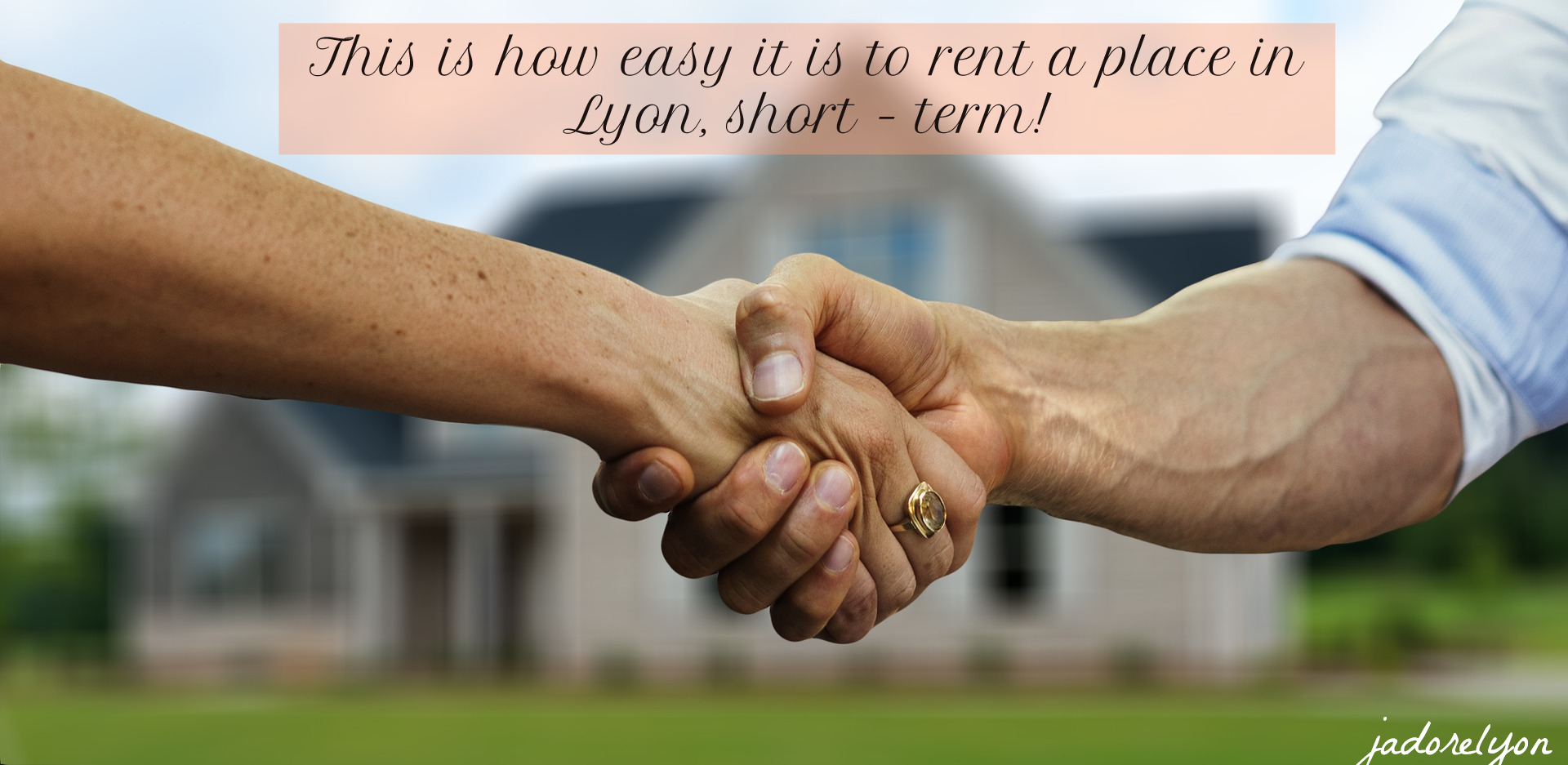 This is how easy it is to rent short term in Lyon