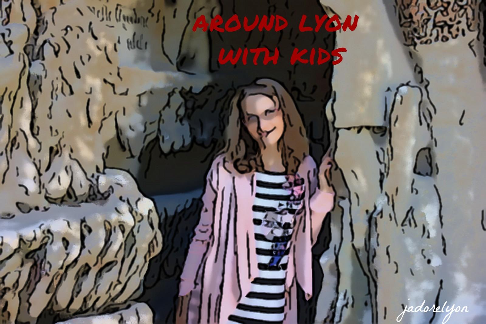 Around Lyon with kids 1