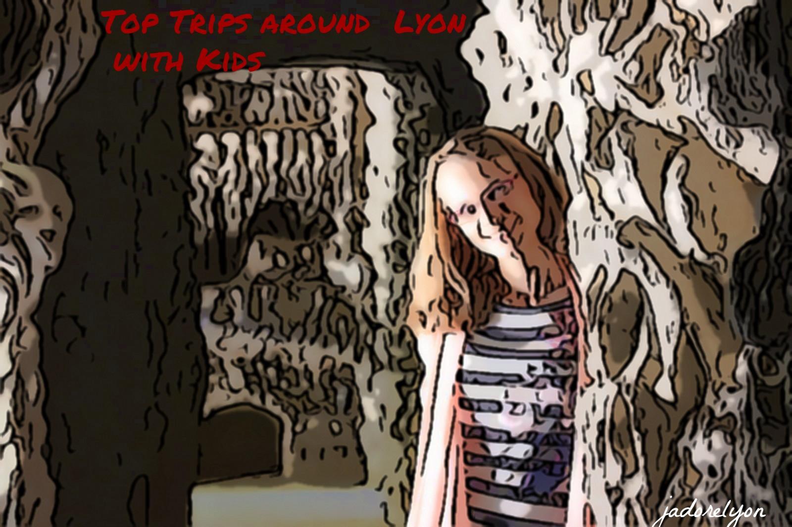 Trips around Lyon with kids 1