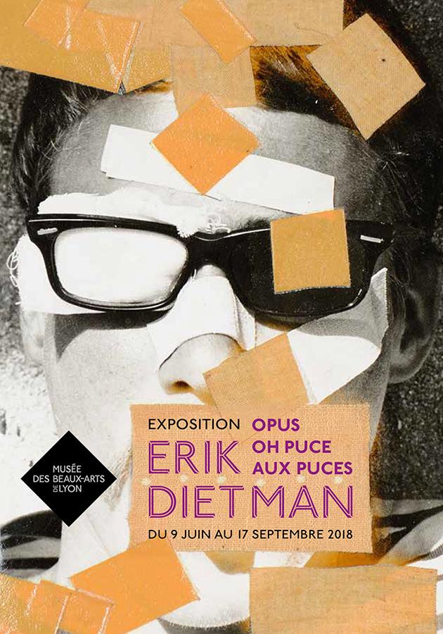 Erik Dietman: Exposition Opus Oh Puce Aux Puces