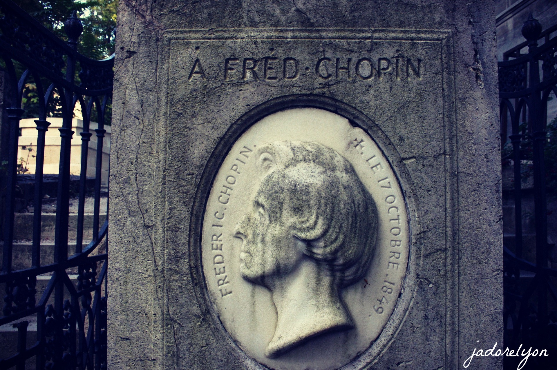 Chopin - the Polish famous pianist