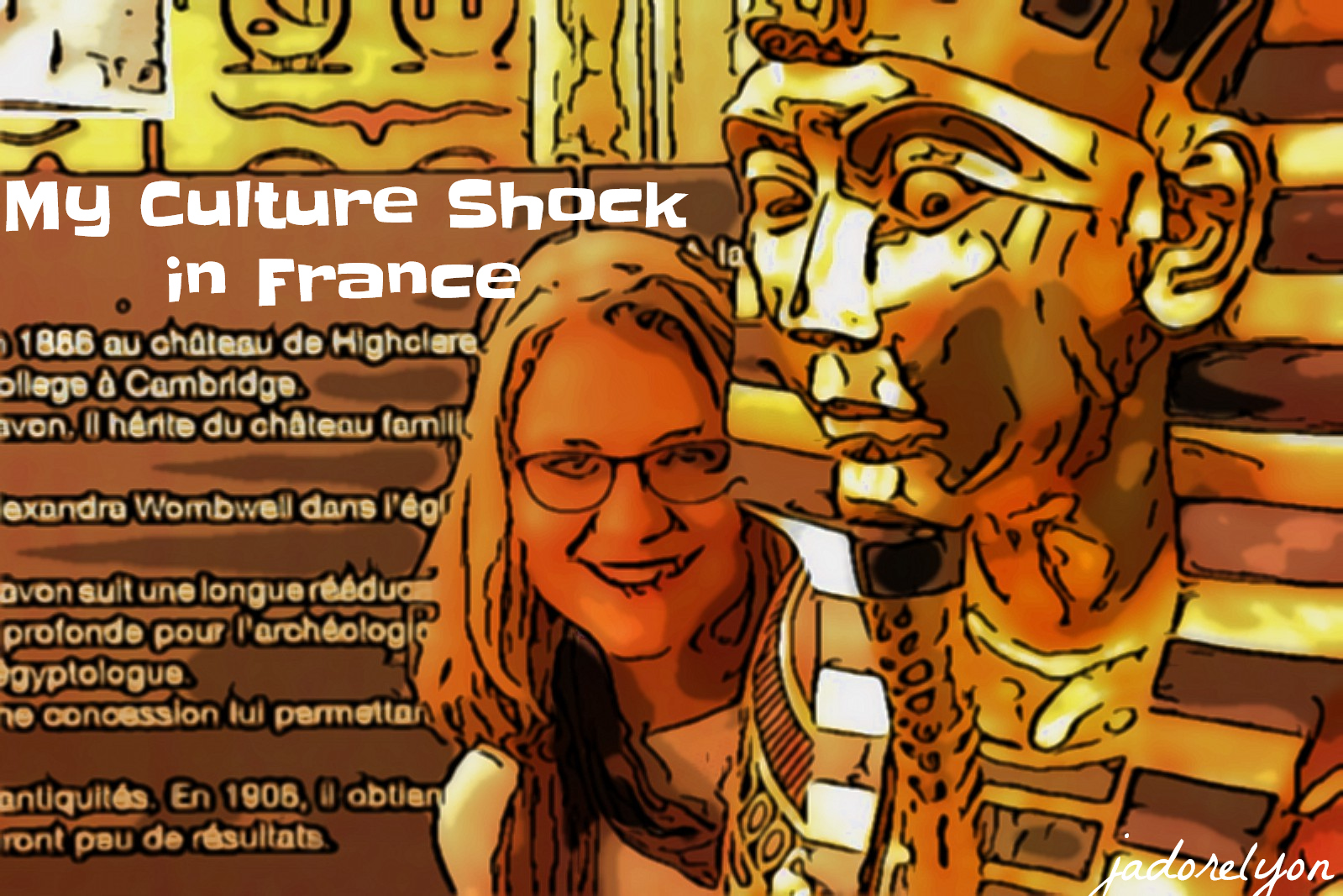 My Culture Shock in France1