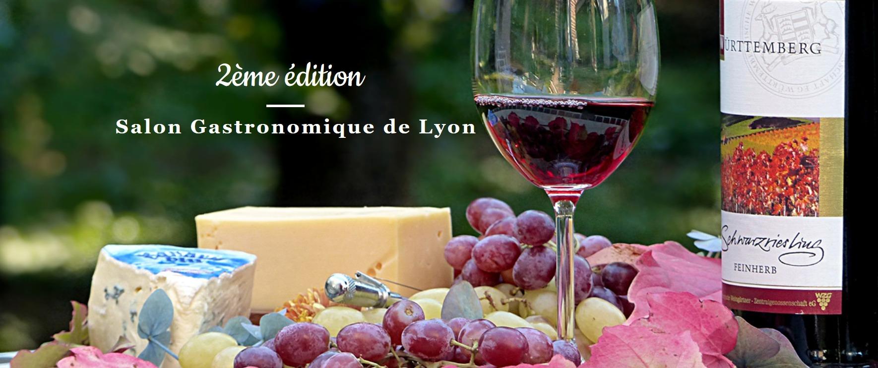 Salon Gastronomique Lyon