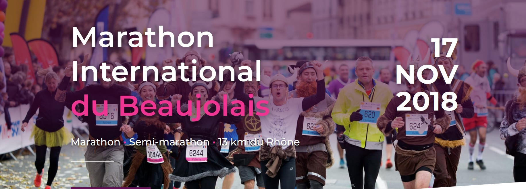 Marathon International du Beaujolais