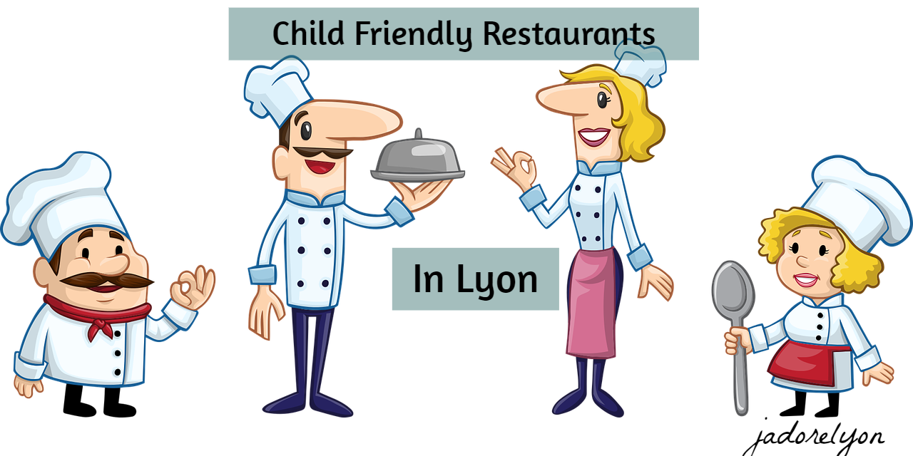 Child friendly restaurants