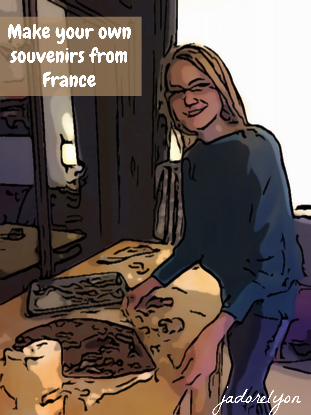Make your own souvenirs from France1
