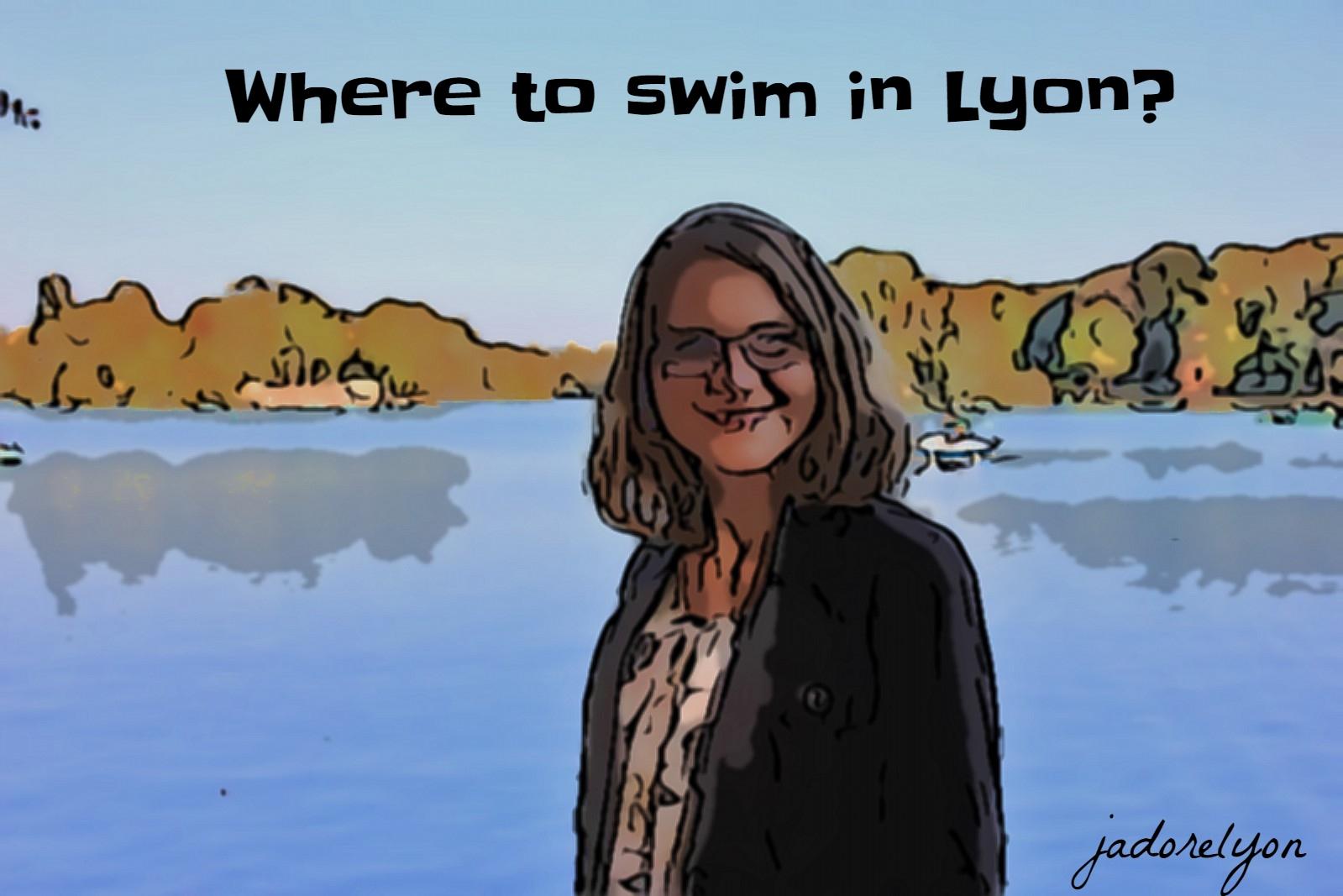Top 10 swimming pools in Lyon 1