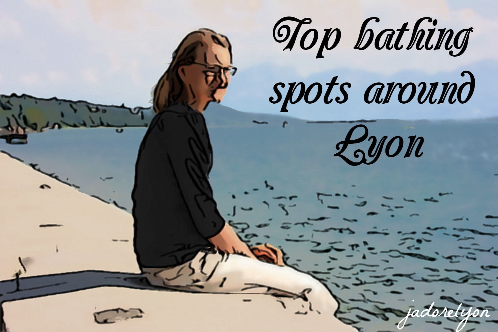 Top bathing spots around Lyon