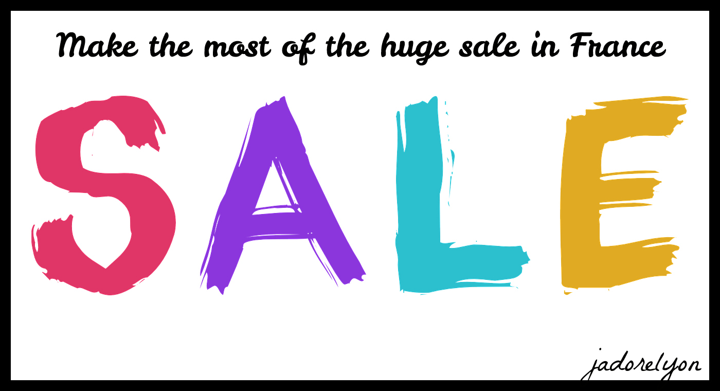 Make the most of the huge sale in France