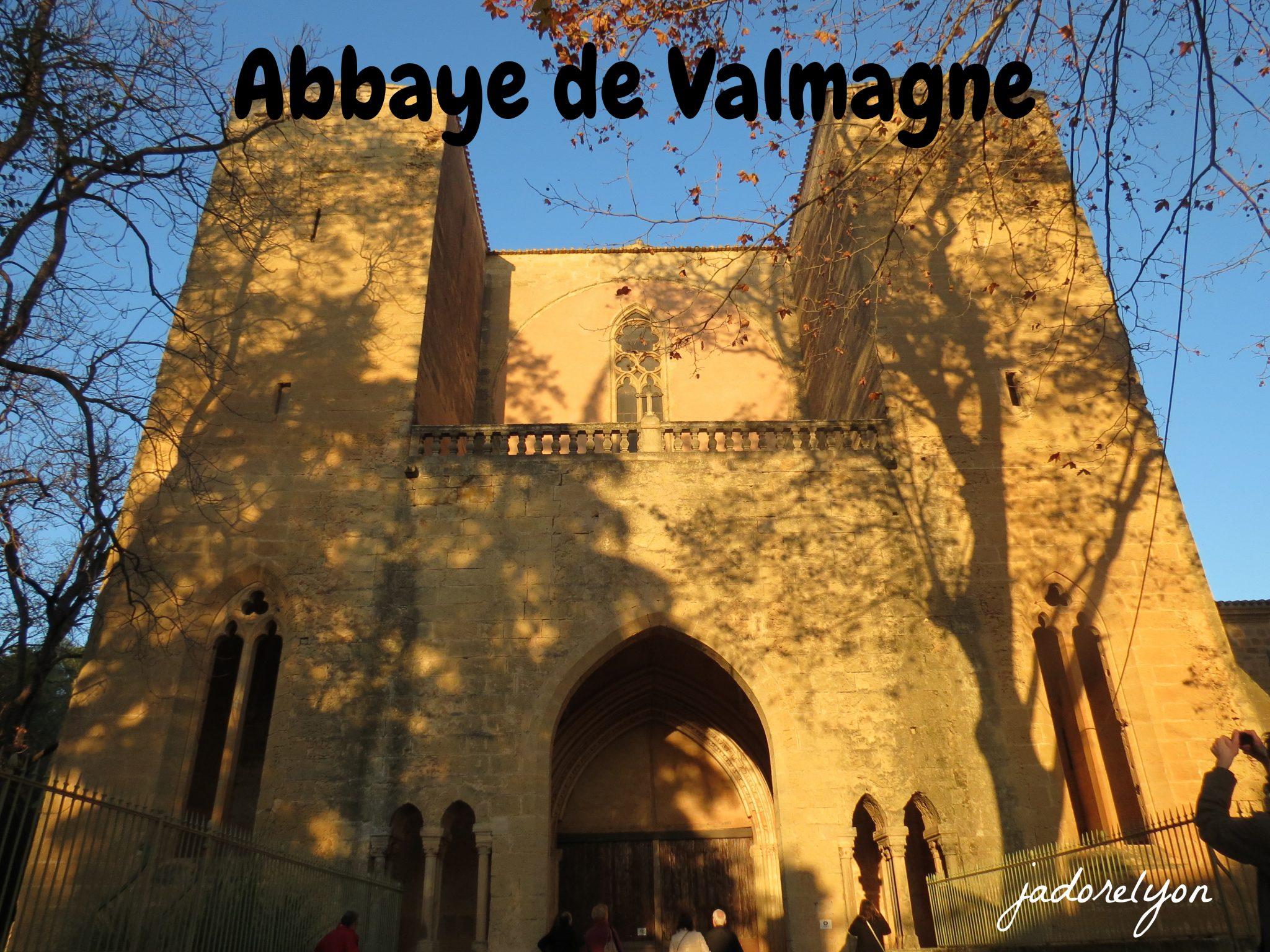 Abbaye de Valmagne, Languedoc.