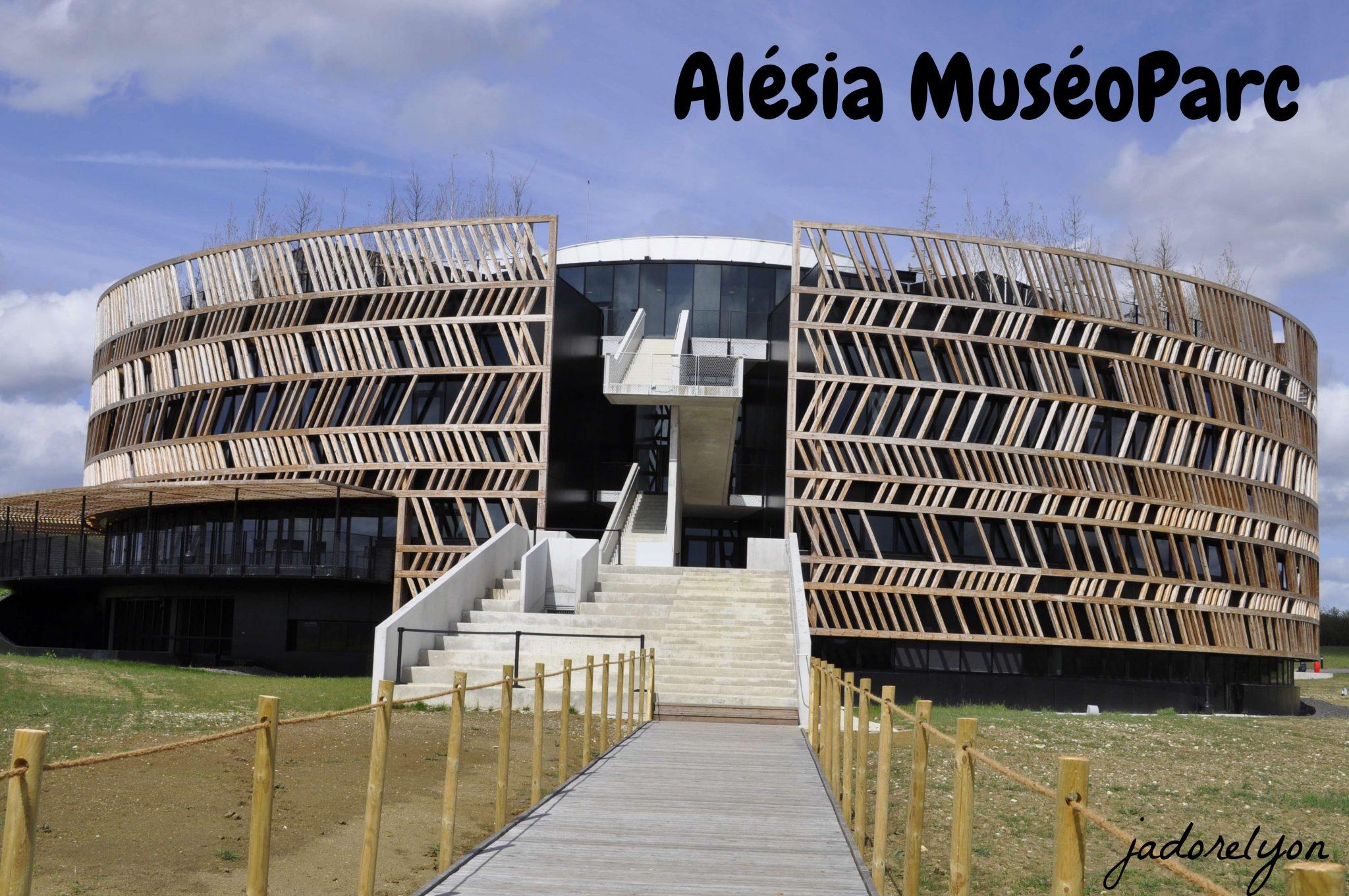 Alésia MuséoParc.