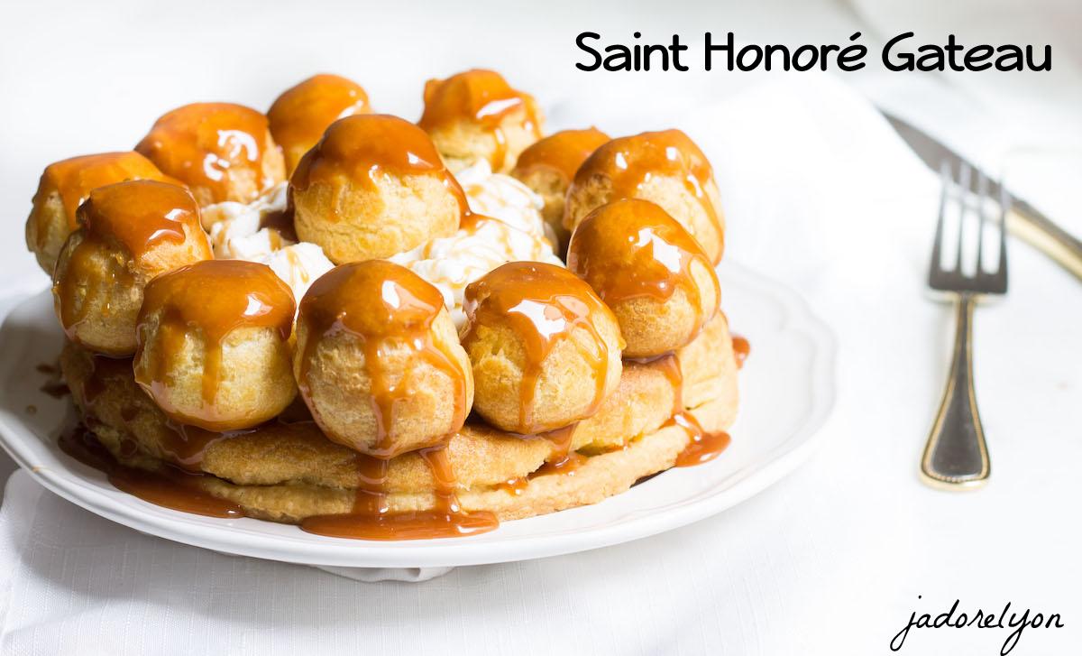 Saint Honoré Gateaux