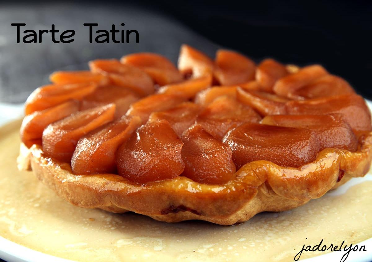 Tarte Tatin.